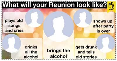 What will your Reunion look like?