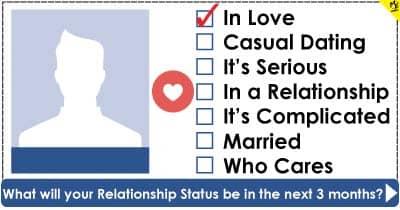 Dating status quiz