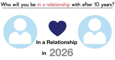 will you be in a relationship with after 10 years?