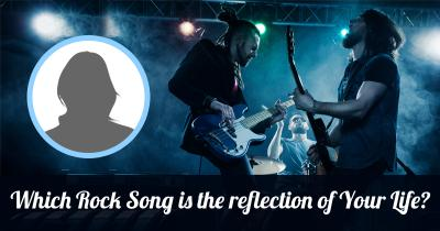 Which Rock Song is the reflection of Your Life?
