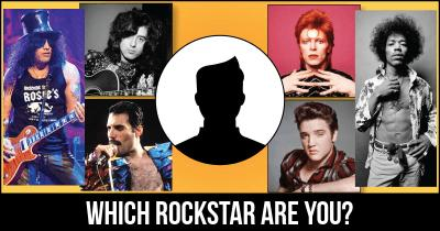 Which Rockstar are you?
