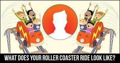 What does your Roller Coaster ride look like?