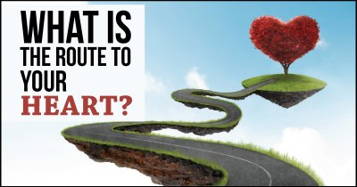 What is the Route to your Heart?