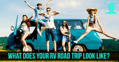 What does your RV Road Trip look like?