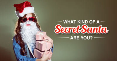 What kind of a Secret Santa are you?