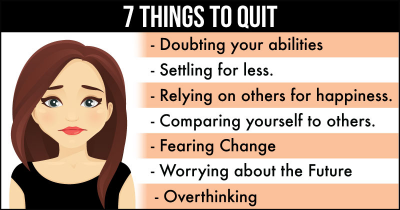 7 Things to Quit.