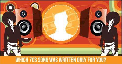 Which 70s Song was written only for you?