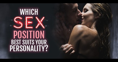 Which Sex Position best suits your Personality?