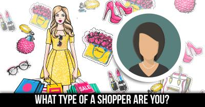What type of a Shopper are you?