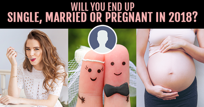 Will You End up Single, Married or Pregnant in 2018?