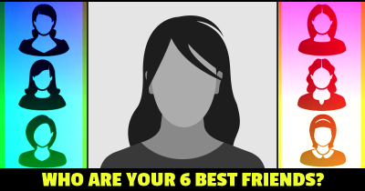 Who Are Your 6 Best Friends?