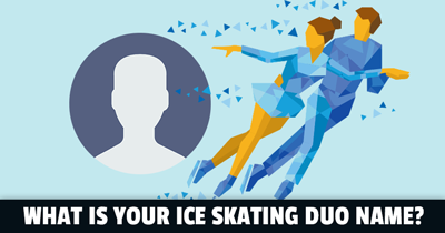 What is Your Ice Skating Duo Name?