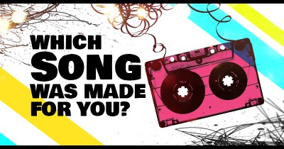 Which Song was made for You?