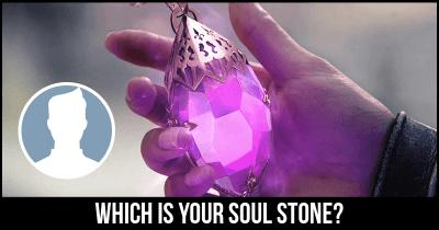 Which is your Soul Stone?