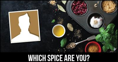 Which Spice are you?