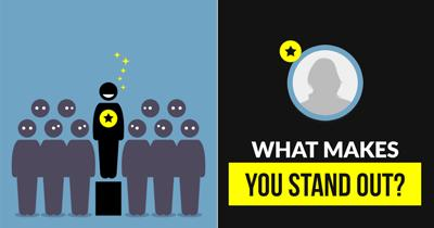 What Makes you Stand Out?