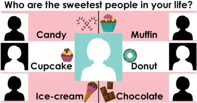 Who are the sweetest people in your life?