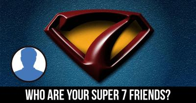 Who are your Super 7 Friends?