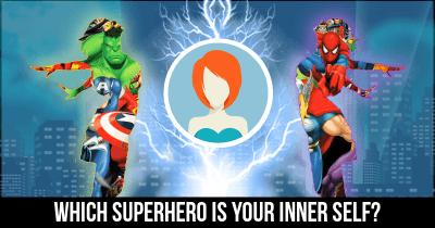 Which Superhero is your Inner Self?