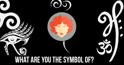 What are you the symbol of?