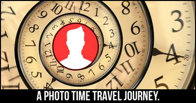A Photo Time Travel Journey.