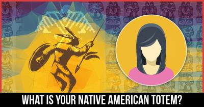 What is your Native American Totem?