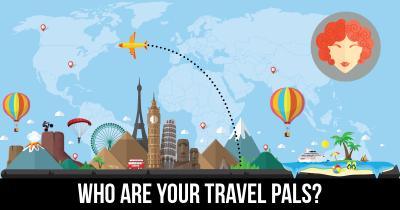 Who are your Travel Pals?