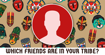 Which friends are in your Tribe?