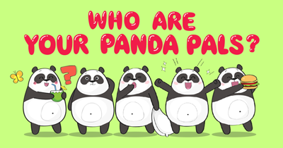 Who are your Panda Pals?