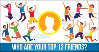 Who are your Top 12 Friends?