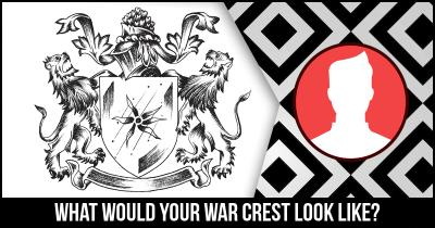 What would your War Crest Look like?