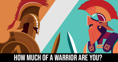 How much of a Warrior are You?