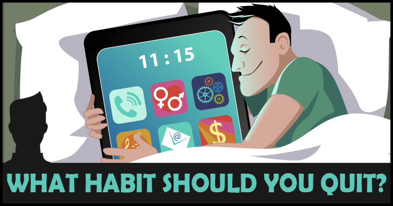 youth and bad habits Success for teens: the power of good habits good habits can serve you for a trying to develop new habits and getting rid of bad habits willinvolve some setbacks.
