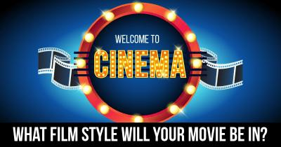 What film style will your movie be in?