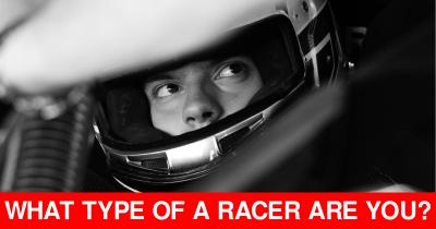 What type of a Racer are you?