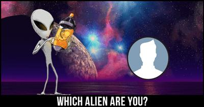 Which Alien are you?