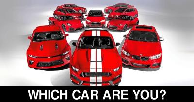 Which Car are you?