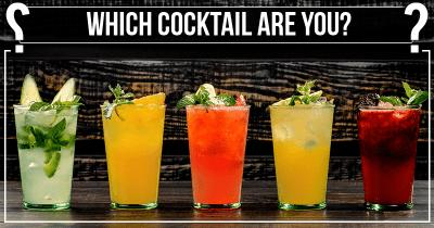 Which Cocktail are You?