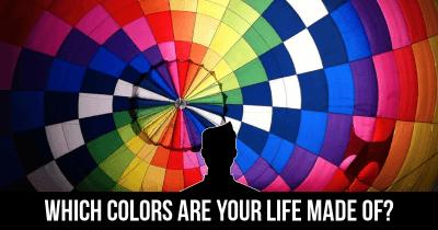 Which Colors are your Life Made of?
