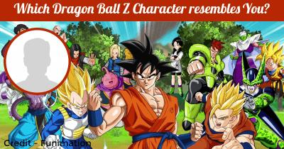Which Dragon Ball Z Character resembles You?