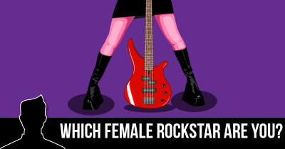 Which Female Rockstar are you?