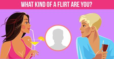 What kind of a Flirt are You?