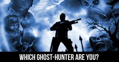 Which Ghost-Hunter are you?