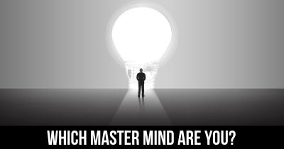 Which Master Mind are you?