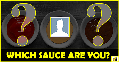 Which Sauce are you?