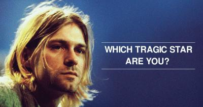Which Tragic Star are you?