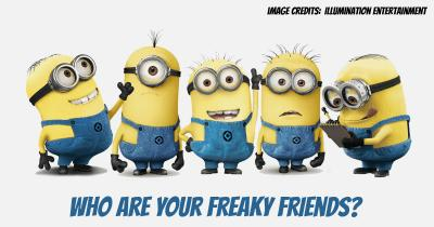 Who are your Freaky Friends?