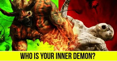 Who is your inner Demon?