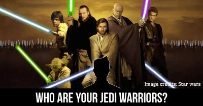 Who are your Jedi Warriors?