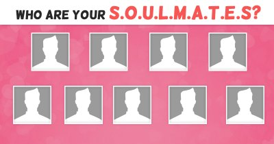 Who are your S.O.U.L.M.A.T.E.S?